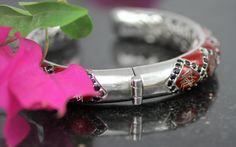 925 Sterling Silver Bracelet glamorous by GoldenChoiceJewelry