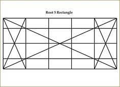 Root 5 Dynamic Symmetry rectangle