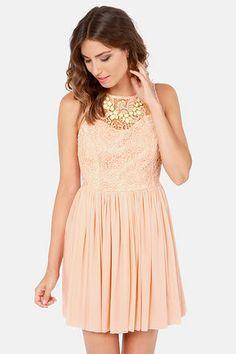 peach dress - Google keresés