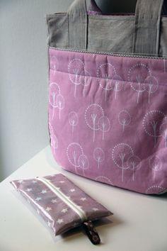 Die Wickeltasche der Wickeltaschen