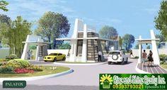 entrance gate design for township - Buscar con Google