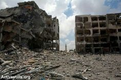 Buildings, schools, hospitals, mosques are destroyed but Palestinians will rice again... They need your help.