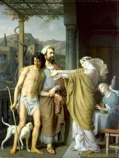 Charles Gleyre, James Abbott Mcneill Whistler, American Impressionism, Different Kinds Of Art, Prodigal Son, Academic Art, Inspirational Artwork, Catholic Art, Sacred Art