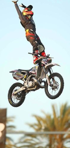 Go big or Go home # motocross