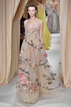 Velentino - couture spring/summer 2015