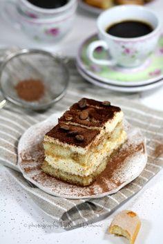 Just good food: Tiramisu. This site has other Pinworthie Recipies