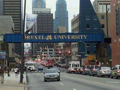 Drexel University in Philadelphia, PA