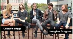 SXSW 2012: Imagine Dragons Talk Touring & Wild Times!