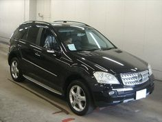 Make: Mercedes Benz Model: ML350 Year: 2006 Displacement: 3500 CC Steering: RHD Transmission: Automatic Color: Black FOB Price: 25,000 USD Fuel: Petrol (Gasoline) Seats: 5 Exterior Color: Black Interior Color: Gray Mileage: 105,000 km Chasis NO: WDC1641