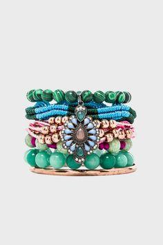 Samantha Wills Stolen Time Bracelet Set in Multi