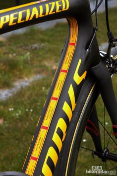 Tom Boonen's Specialized S-Works Roubaix SL4 - 2013