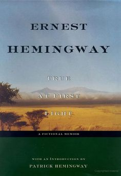 Favorite. If you're a Hemingway fan, read it.
