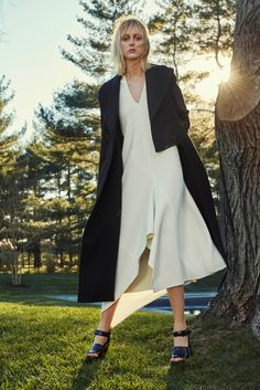 Rosetta Getty Pre-Fall 2015 #whitedress #style #fashion
