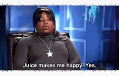 And you're lying to yourself to get through it.   What A Juice Cleanse Is REALLY Like