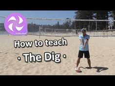 Teach your kids at elementary school how to play volleyball - using the most important skill - the dig. This video is support to the complete elementary voll. Volleyball Gifs, Volleyball Skills, Volleyball Training, Physical Activities For Kids, Health And Physical Education, Fitness Activities, Pe Games Elementary, Elementary Schools, Pe Lessons