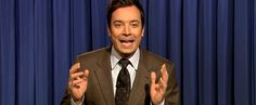 """Jimmy Fallon opened his show last night by addressing the rumors that surfaced yesterday, claiming that he'll take over The Tonight Show next year when Jay Leno's contract expires. """"Before we get started, I have to talk about the rumors that came out today, which says that I'll be moving up to 11:30. Or as my parents call it, 'Eh, that's still too late,'"""" the Late Night host said. You can watch the full monologue ..."""