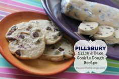 Pillsbury Chocolate Chip Cookie Dough Recipe - Passion for Savings - - Always have cookie dough on hand so you don't have to do all the mixing AND all the baking every time you want some delicious Chocolate Chip Cookies! Pillsbury Cookie Dough, Cookie Dough Recipes, Chocolate Chip Recipes, Chocolate Chip Cookie Dough, Easy Desserts, Delicious Desserts, Dessert Recipes, Kraft Recipes, Desert Recipes