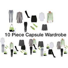 10 piece wardrobe