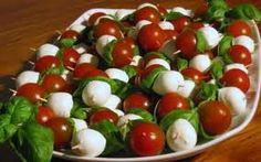 Easy Italian appetizer