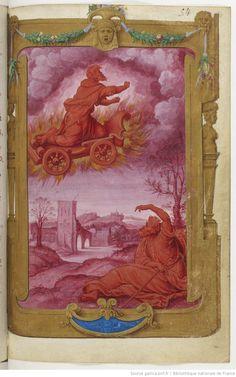 Horae ad usum romanum dites Heures Henri II Date d'édition : 1501-1600 Type : manuscrit Langue : Latin