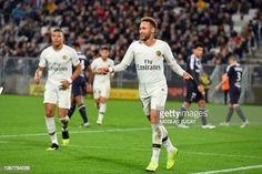 FBL-FRA-LIGUE1-BORDEAUX-PSG Thibaut Courtois, Neymar Jr, Paul Pogba, Antoine Griezmann, Isco, Gareth Bale, As Roma, Lionel Messi, Reign Bash