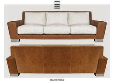 Berman Rosetti Idaho sofa