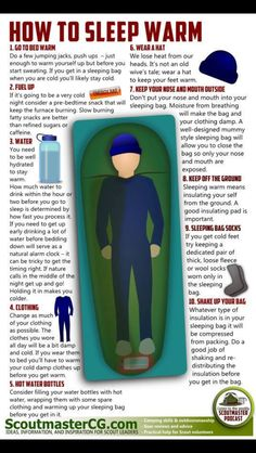 Don't assume your Scouts know how to sleep warm while camping, it's importan. - Don't assume your Scouts know how to sleep warm while camping, it's important to instruct them -
