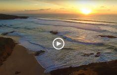 Uma praia de sonho na Costa Alentejana!