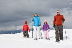 Great family (or group) activity. Even better workout. Experience the Greatest Snow on Earth here in Park City. #SteinStyle