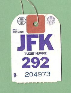 Pan Am / JFK tag http://pinterest.com/thinkmule/tags/