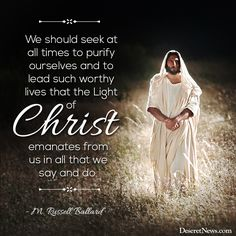 Testimonies about The Light of Jesus Christ LDS - Saferbrowser Yahoo Image Search Results Gospel Quotes, Lds Quotes, Religious Quotes, Great Quotes, Inspirational Quotes, Mormon Quotes, Uplifting Quotes, Quotable Quotes, True Quotes
