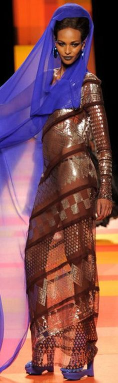 Jean Paul Gaultier Haute Couture | S/S 2013 | /robinettekelly