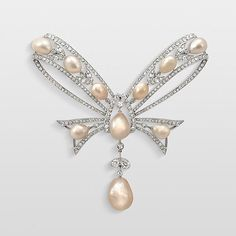 Chaumet-  Bowknot Brooch, selected by @angelababyct (ranked among the four most…