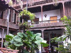 La Casa De Los Balcones in Orotava, Canarias