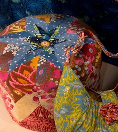 Made with beautiful   Anna Maria Horner fabric