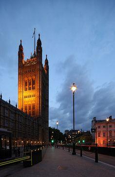 London Victoria Tower   Flickr - Fotosharing!