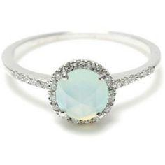 Gorgeous green opal!