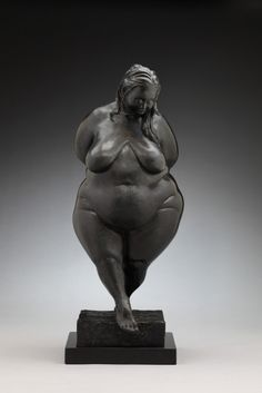 adam's beautifully abundant bronze sculptures