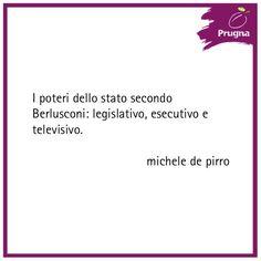 I poteri dello stato secondo Berlusconi