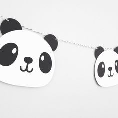 Ideas for Decorating a Bedroom in a Panda Theme Panda Birthday Party, Panda Party, Bear Party, Bear Birthday, Birthday Diy, 2nd Birthday Parties, Birthday Party Decorations, Baby Shower Decorations, Party Themes