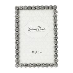 Lisbeth Dahl Crystal Flower Frame