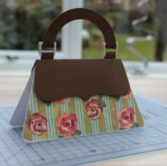 Make It Handbag Card Tutorial