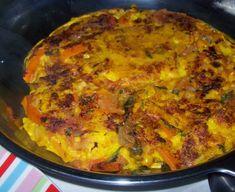 Omelete sem Ovos (vegana)