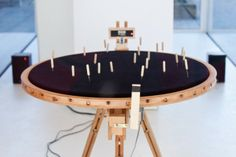 Theometrica Generative Sound Synthesis Instrument Inspired By Acupuncture