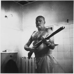 Hemingway being awesome.