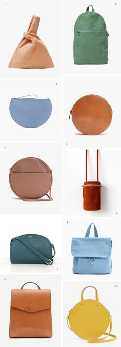 Bag Hag: 10 Bags I'm Drooling Over for Fall – Erik Reiter Bag Hag: 10 Bags I'm Drooling Over for Fall Check out these fall 2017 bag trends with a roundup of my favorite bags for the season, in loads of inspiring colors that are anything but blah. Fashion Bags, Fashion Accessories, Fashion Trends, Fashion 2017, Designer Louis Vuitton, Purses And Handbags, Leather Handbags, Leather Bags, Leather Purses
