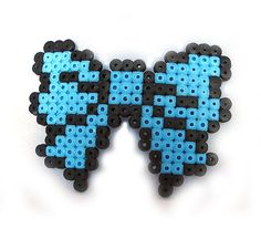 Bow! Perler Beads!