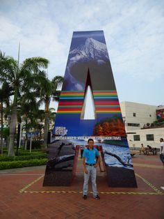 Malecón Guayaquil - Ecuador