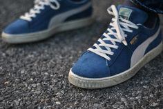 Puma Suede – Vintage Pack Can never go with a classic!