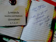 Sunshine and Elephants: Bloggy Boot Camp Atlanta inspiration #quote